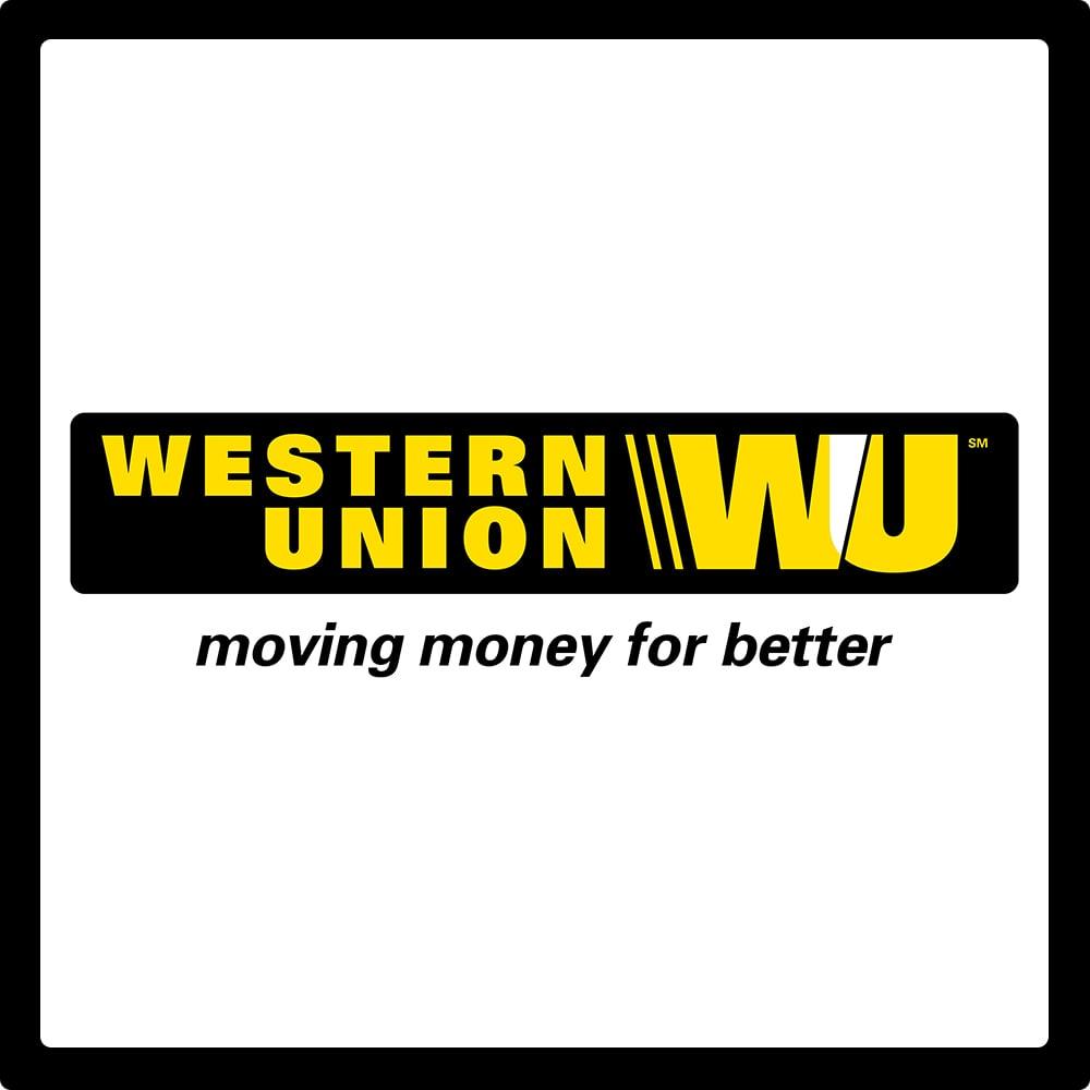 Da Tabaccheria Bertini puoi spedire soldi in tutto il mondo grazie al servizio money transfer di Western Union
